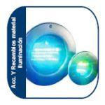 accesorios y recambios material iluminacion